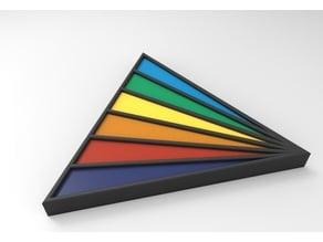 Rainbow Badge - Rainbow Cup - version 1