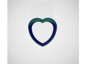 Molde corazón -  Heart mold