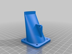 Prusa i3 Fan and Fan holder
