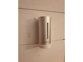 Netatmo indoor module slim wall mount