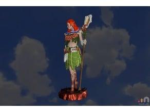 Druid of the Coast, DIeu
