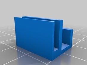 Flashforge Creator Dual - Window top and bottom easy mount clips