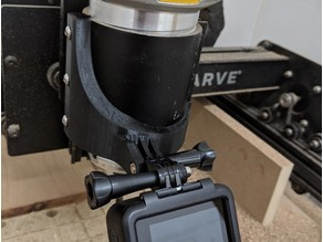 Xcarve Gopro mount