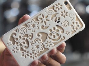 Flowers Iphone 5 case