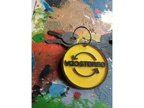 Keychain Soda Stereo