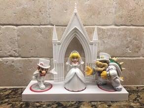 Amiibo Wedding Set- Mario Odyssey