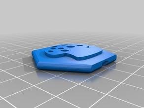 Mushroom Pin by VavTech
