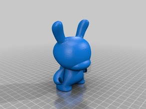 Munny and Dunny Remix with movable arms n head