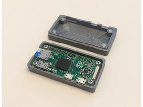RaspberryPi Zero Case with Magnets