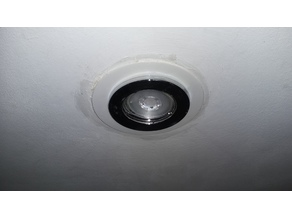 Ceiling Light Surround