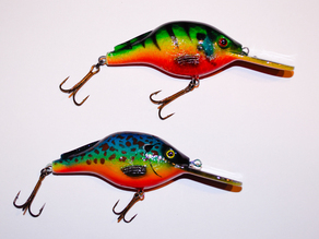 Crankbait Fishing Lure