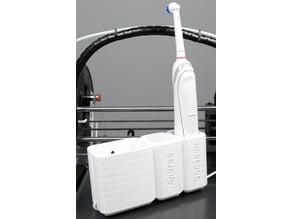 Wallmount Oral-B Pro 6500 SmartSeries Toothbrush