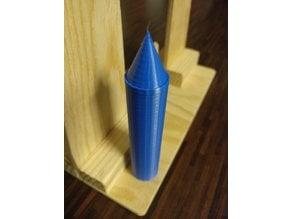 Basic Rocket for rubberband base