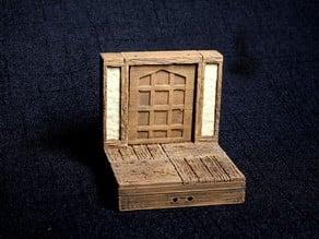 OpenForge 2.0 Tudor Door
