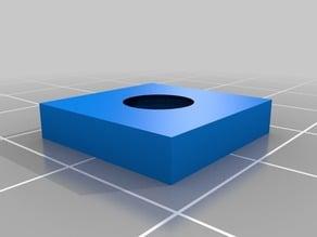 Base for bearing