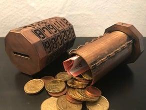 MoneyBox (Sparbüchse) CodeCryptex