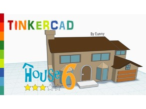 House 6 (feat. Simpsons) _Level 3 with Tinkercad