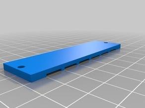 Configurable SMD cut tape brackets