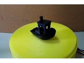 3D Model Display Turntable