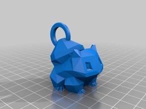 Bulbasaur Keychain
