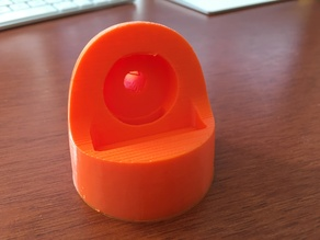Apple Watch Stand with Release Hole