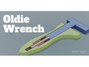 Oldie Wrench