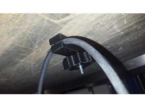 Kabelhalter/Rohrhalter/Zugentlastung Durchmesser 12/10/7/5mm