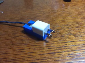 Iphone USB Cable/Block Lock