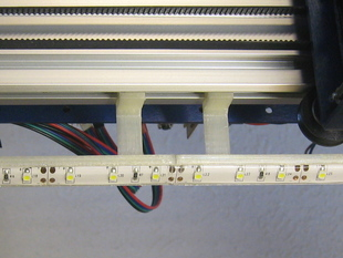 LED Strip Mount
