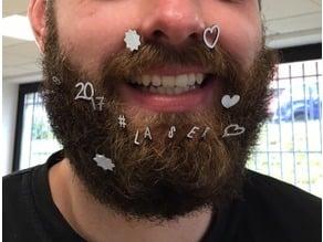 Beardees. Tag your beard!