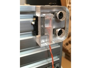 Openbuilds OX Y axis limit switch bracket
