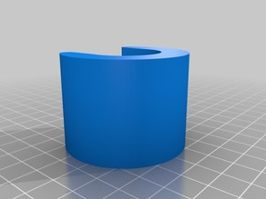 Office Chair Strut Spacer