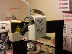 UP Plus Modified Extruder