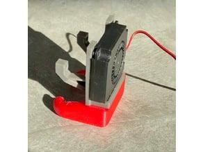 E3D-V6 Fan Shroud and Parts Cooling Fan for Kossel Mini
