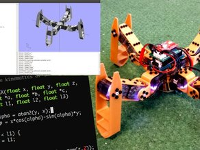 Spidey: an open-source parametric robotics platform