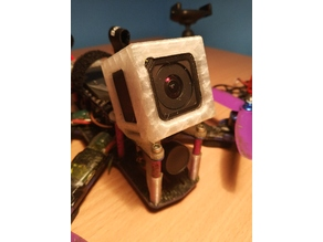 GoPro mount 25 - martian, alien