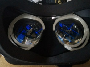 VR Lens Lab Oculus Rift mount (unofficial)