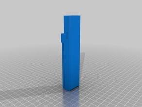Digitiser/Pen holder for MOLLE/PALS systems