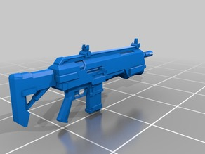 XCOM 2 - Assault Rifle