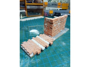 Paving Stone mold 1/20