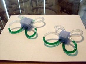 Butterfly Fluid Circuit