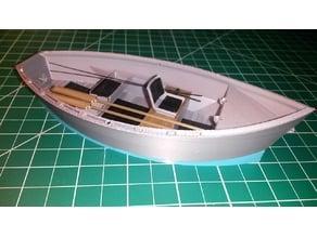 Classic PNW Drift Boat
