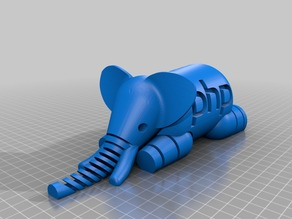 Articulated ElePHPant