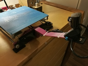 Anet A8 Camera Holder