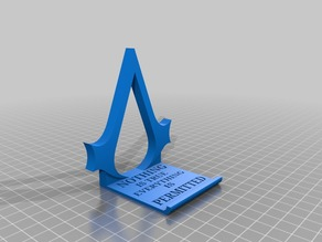 Assassin´s Creed Phone Stand