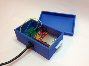 Electric IMP Prototyping Box