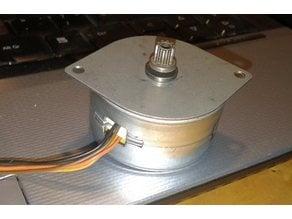 model of popular stepper motor QH4-4401 SMJ40-4880-A
