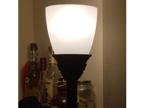Lampshade / Globe For Floor Lamp