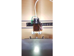 Anycubic i3 mega V5 bowden toolhead