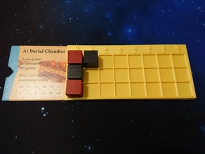 Imhotep Board Game Burial Chamber
